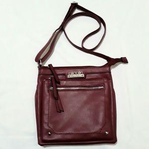 NICOLE Nicole Miller Crossbody Bag Purse